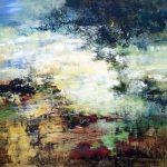 Acrylic on Canvas, 80 x 100 cm